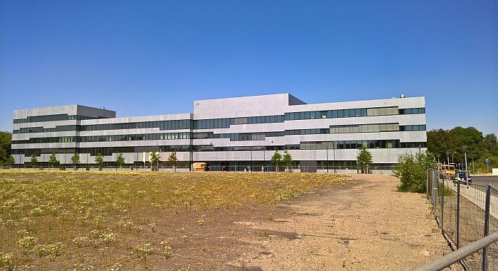 Folkwang Universität der Künste Essen Quartier Nord Rundgang 2018