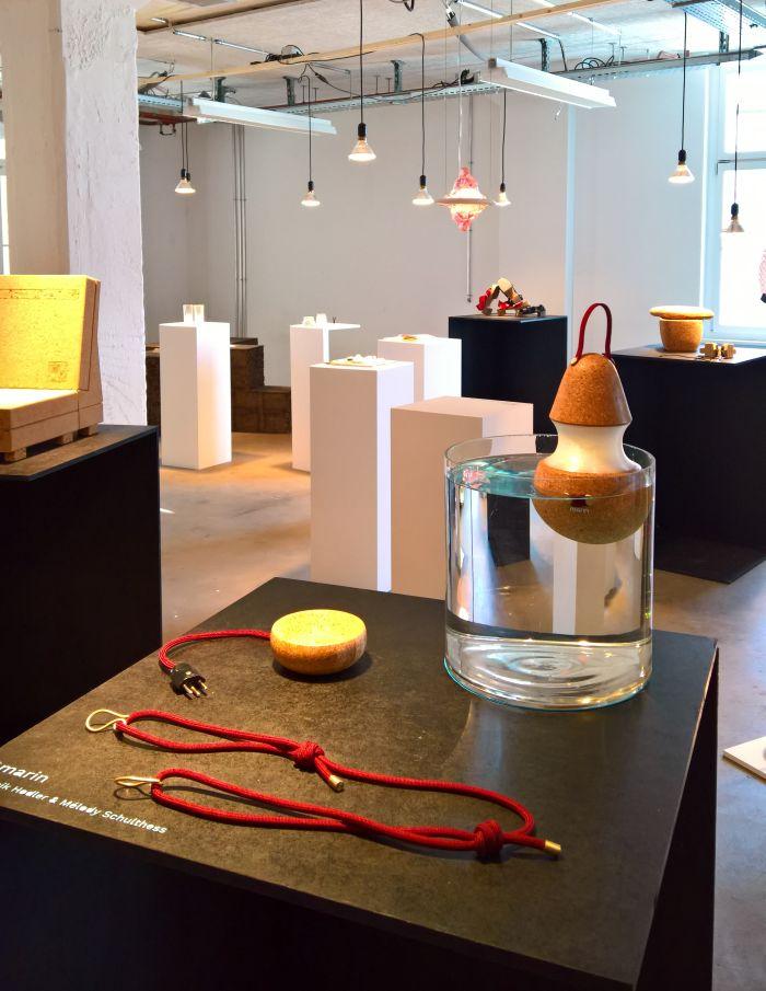 Marin by Annik Hodler & Mélody Schulthess, as seen at Look 2018, Institute Industrial Design, Hochschule für Gestaltung und Kunst Basel
