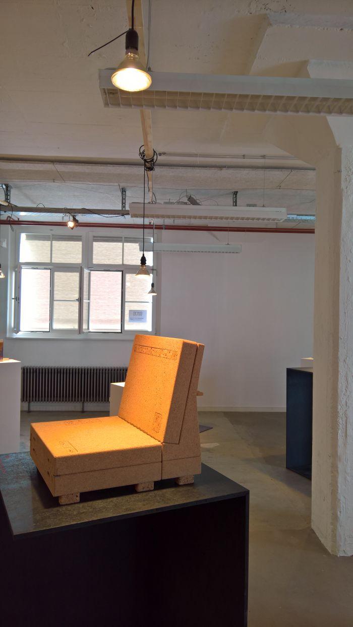 Sim by Eva Böhlen & Sabina Curukovic, as seen at Look 2018, Institute Industrial Design, Hochschule für Gestaltung und Kunst Basel