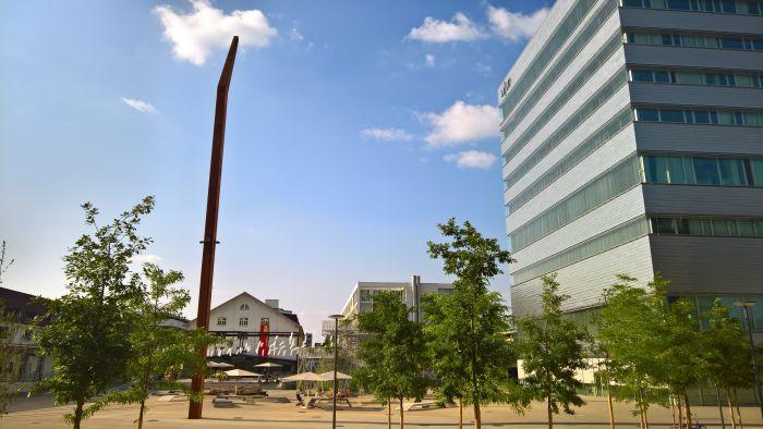 Hochschule für Gestaltung und Kunst Basel, Campus Dreispitz