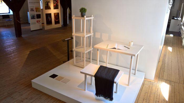 Homebase Furniture by Nora Buerhop, as seen at Vårutställning 2018, Form/Design Center, Malmö