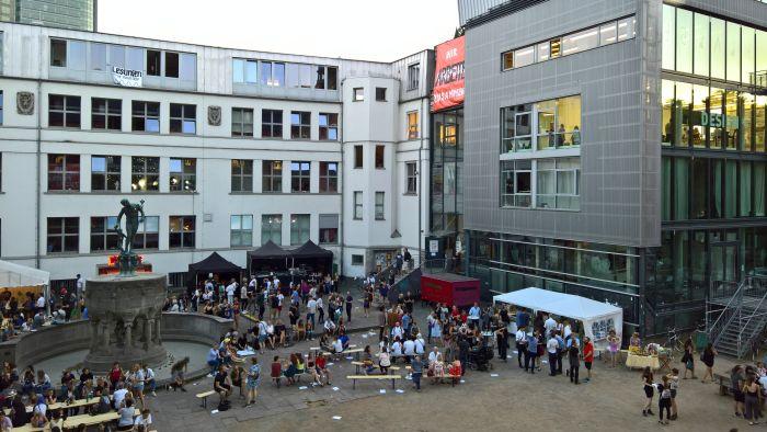 Campustour 2018 rundgang hochschule f r gestaltung for Hochschule gestaltung offenbach