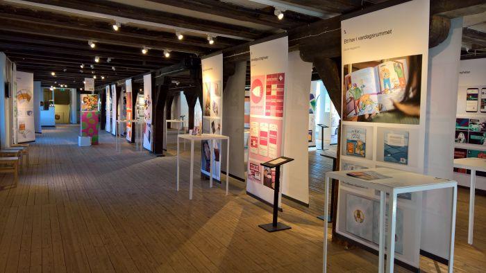 Projects by Malmö Univeristy Graphic Design graduates, as seen at Vårutställning 2018, Form/Design Center, Malmö