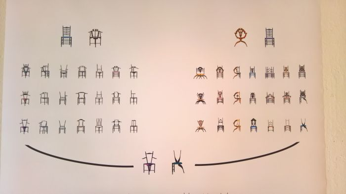 The Cross-Breeding Programme by Yamilé Bueters, as seen at Graduation Festival 2018, Koninklijke Academie van Beeldende Kunsten Den Haag