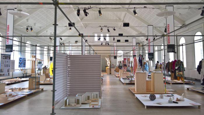 Design presentation, KADK Copenhagen Løsninger 2018
