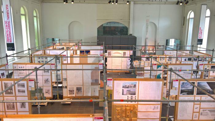 Architecture presentation, KADK Copenhagen Løsninger 2018