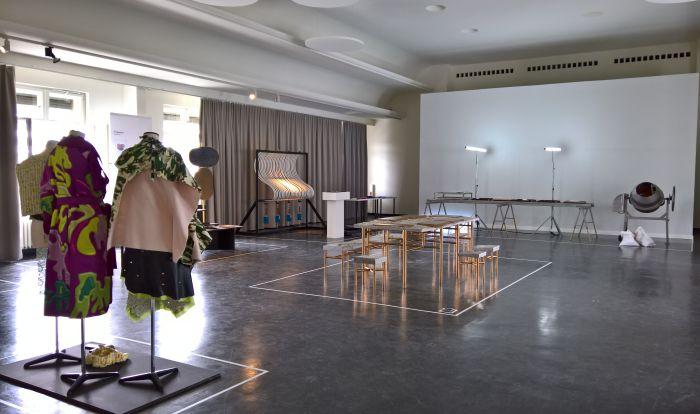 Presentation of Diploma projects, as seen at Rundgang 2018, Universität der Künste Berlin