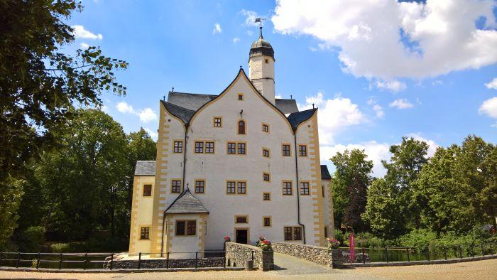 Unikate 7 Handwerkskammer Chemnitz Gestalter im Handwerk Wasserschloss Klaffenbach