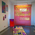 Welcher Fehler braucht ein system?, as seen at Jahresausstellung 2018, Kunsthochschule Burg Giebichenstein, Halle