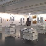 Presentation of the class Reuse, as seen at Jahresausstellung 2018, Kunsthochschule Burg Giebichenstein, Halle
