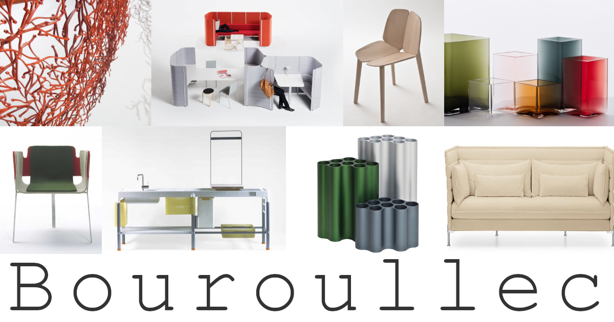 "The Historia Supellexalis: ""B"" for Bouroullec"
