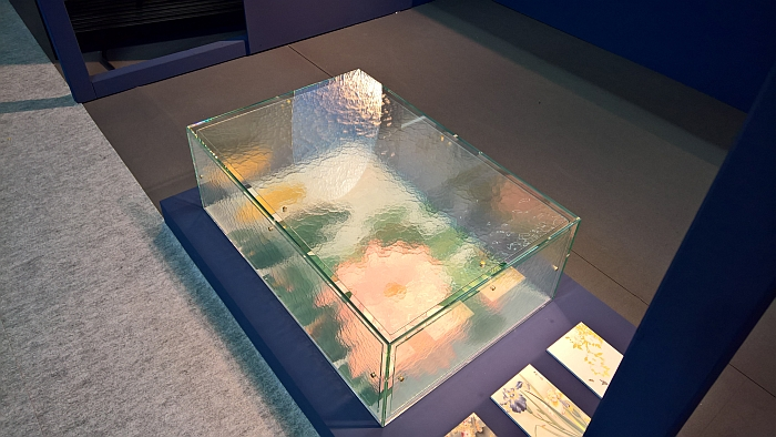 Design Impressionism Table by studio b severin, as seen at Maison et Objet Paris Autumn 2018