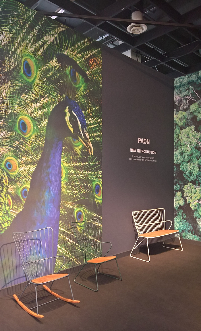 Paon by Henrik Pedersen for Houe, as seen at spoga+gafa Cologne 2018