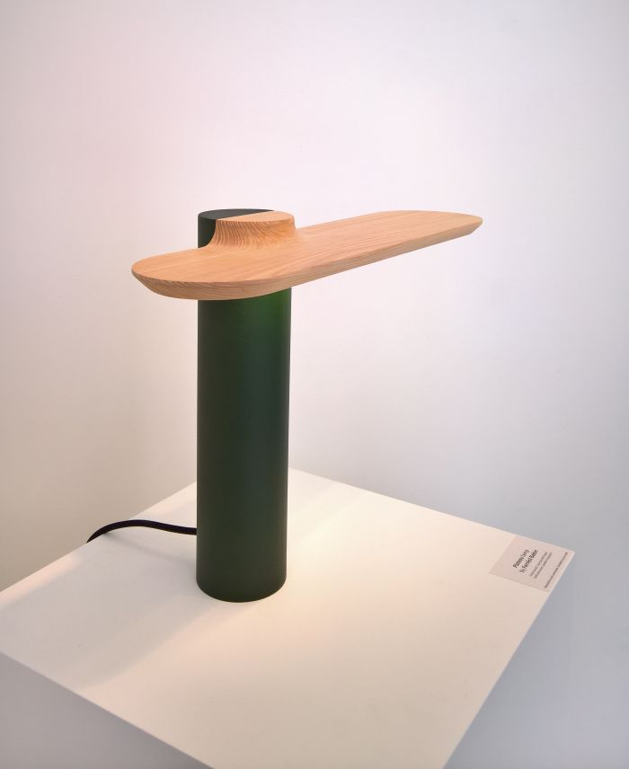 Plateau Lamp by Ferréol Babin for Daniel, as seen during Paris Design Week 2018
