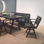 Usma side chair by Aalto+Aalto for Amata, as seen at spoga+gafa Cologne 2018