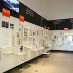 Victor Papanek's biography, as seen at Victor Papanek: The Politics of Design, Vitra Design Museum