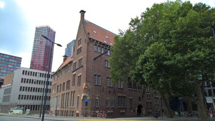 Willem de Kooning Academy & Piet Zwart Institute Rotterdam