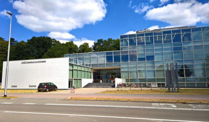 ArtEZ Academy of Art & Design Arnhem, Rietveld Building