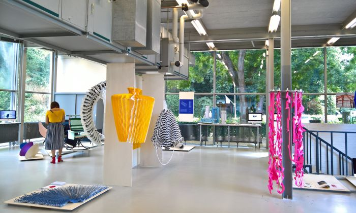 Product Design Finals, as seen at ArtEZ Academy of Art & Design Arnhem Liberty 2018
