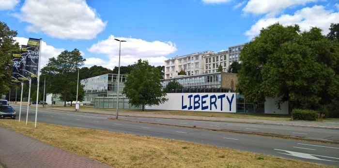 ArtEZ Academy of Art & Design Arnhem, Liberty 2018