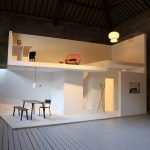 House of an artiste, an interior design challenge set for Benoît Deneufbourg in context of Process