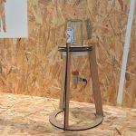 Water Bottle Aid by Olivier Denivelle, Femke Florissone & Johannes van Leuven, part of Design for [every]oneFragilitas, La Boverie, as seen during Reciprocity Design Triennale Liege 2018