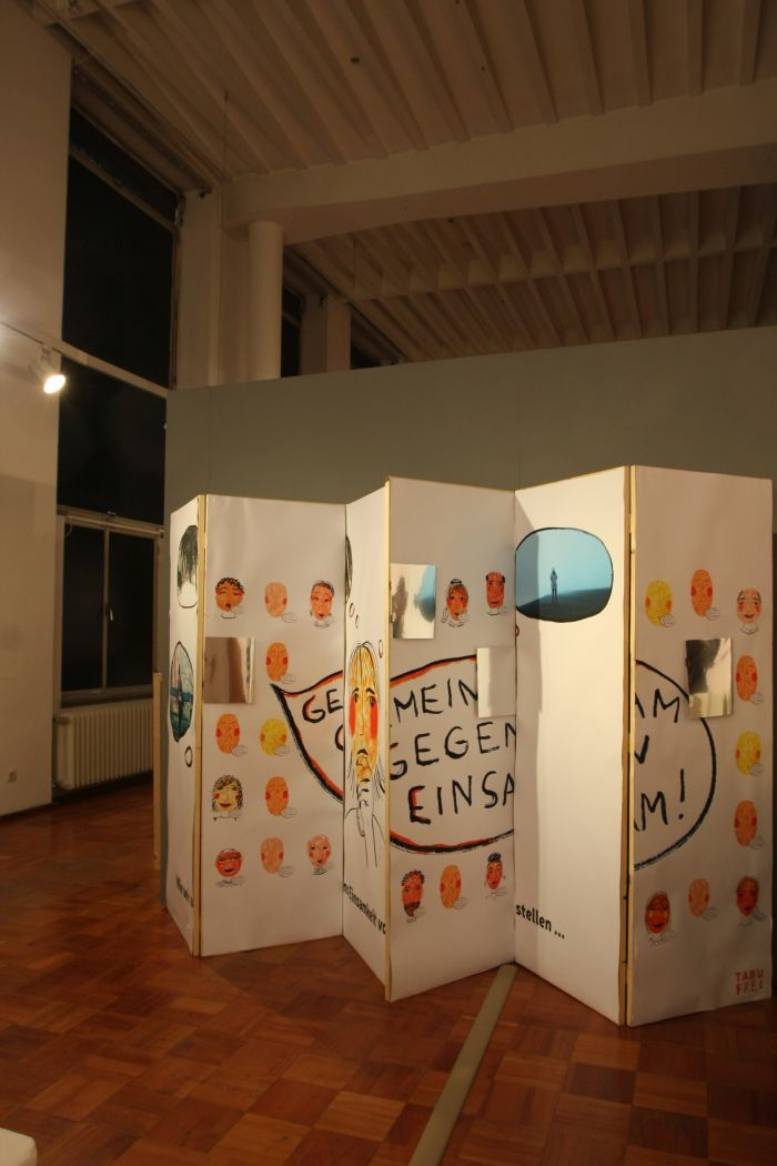Einsamkeit by Laura Pestemer (KISD), as seen at Kölner Design Preis/Toby E. Rodes Award 2018 Exhibition, MAKK Cologne