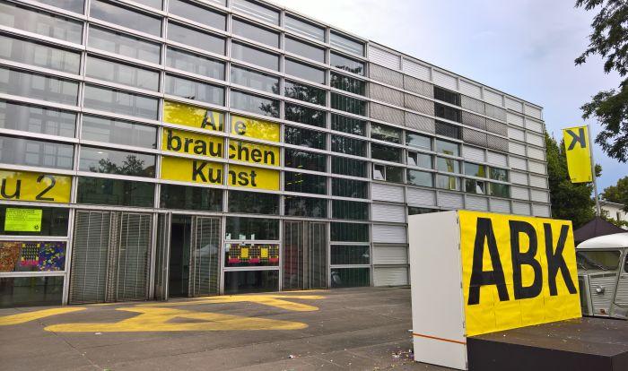 Akademie der Bildenden Künste Stuttgart, Rundgang 2018