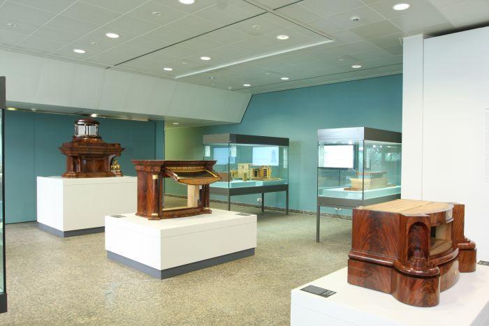 Inside Out. Understanding the art of furniture making at the Kunstgewerbemuseum Berlin