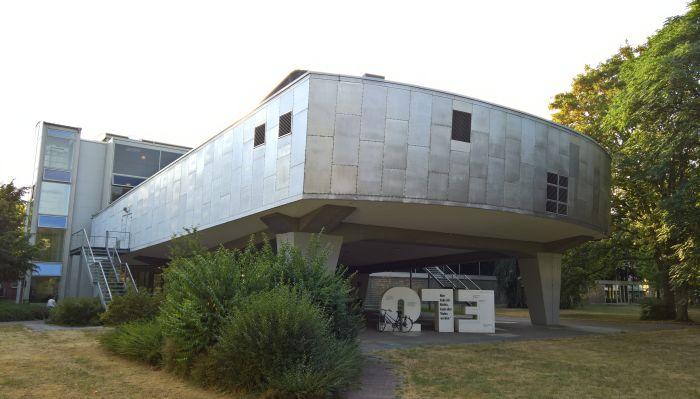 Bernhard Pfau Building, Hochschule Niederrhein, Krefeld