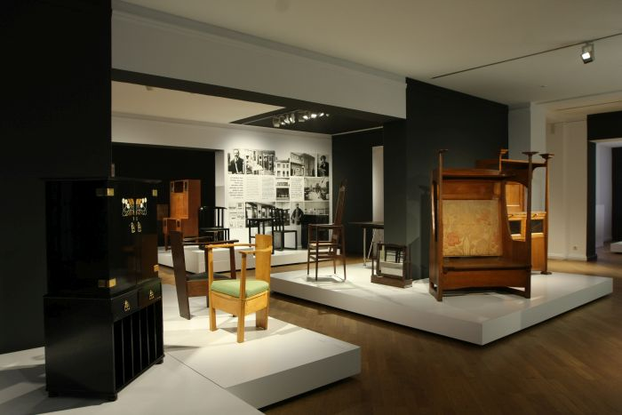 From Arts and Crafts to the Bauhaus. Art and Design - A New Unity @ The Bröhan Museum Berlin
