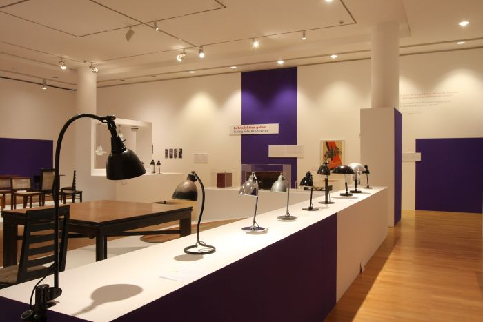 Lamps by Christian Dell & Karl Trabert, as seen at Moderne am Main 1919-1933, Museum Angewandte Kunst Frankfurt