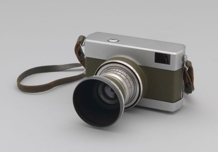Werra 1 35mm film camera, Zeiss-Werk Jena (Photo Thomas Griesel © and courtesy The Museum of Modern Art, New York)