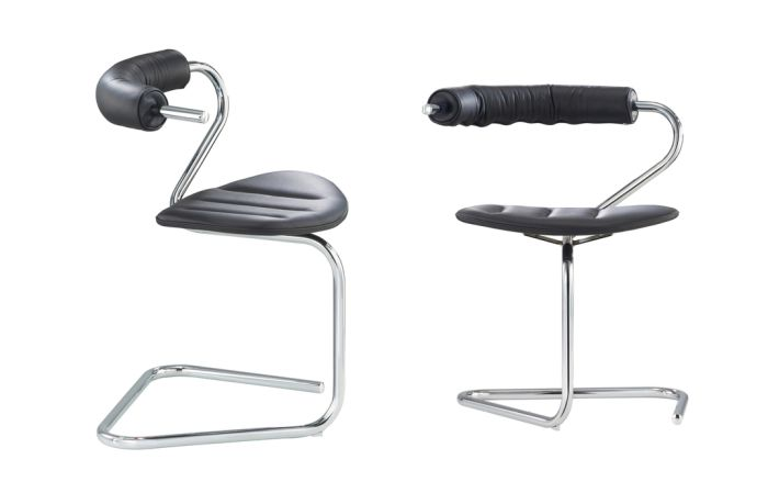 B5 Cantilever chair by Stefan Wewerka, for and with Tecta