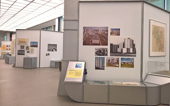 Die Neue Heimat ­(1950–1982). A Social Democratic Utopia and Its Buildings, the Architekturmuseum der TU München