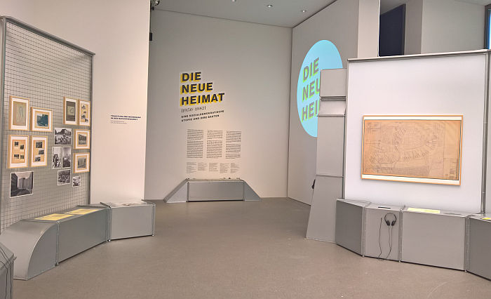 Die Neue Heimat 1950 1982 A Social Democratic Utopia And Its Buildings The Architekturmuseum Der Tu Munchen Smow Blog