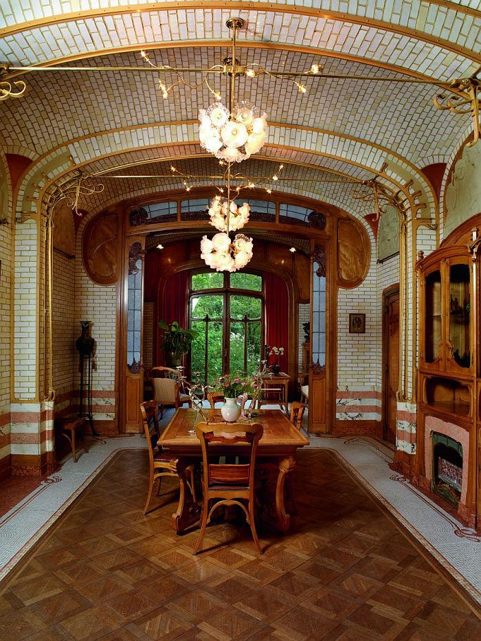 Musée Horta, Interior (Photo © Musée Horta & Paul Louis, courtesy Musée Horta)