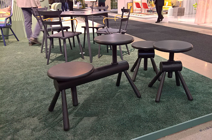 Orkester by Mia Cullin for NC Nordic Care, as seen at Stockholm Furniture Fair 2019