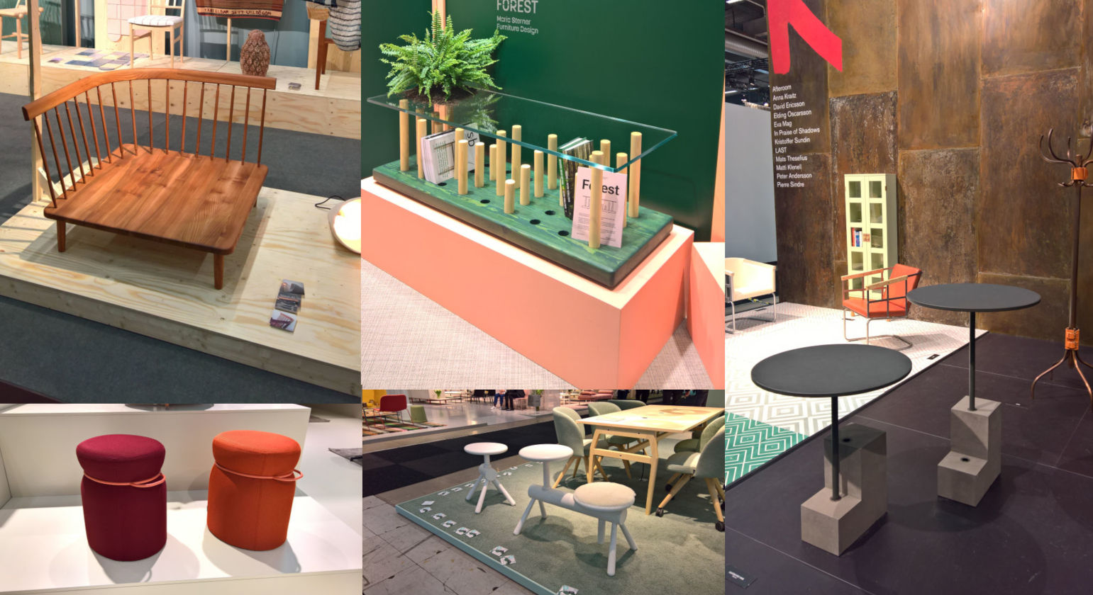 Stockholm Furniture Fair 2019: High Five!!