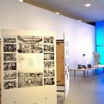The India report by Charles & Ray Eames, and objects from the National Institute of Design Ahmedabad, as seen at Bauhaus Imaginista, Haus der Kulturen der Welt, Berlin
