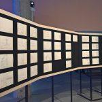 Drafts for a Bauhausbuch by Hannes Meyer, as seen at Bauhaus Imaginista, Haus der Kulturen der Welt, Berlin