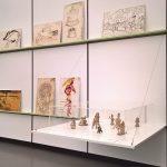 Works from and associated with Kala Bhavan, India, as seen at Bauhaus Imaginista, Haus der Kulturen der Welt, Berlin