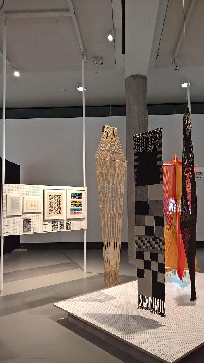 Fibre Arts, as seen at Bauhaus Imaginista, Haus der Kulturen der Welt, Berlin