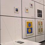 A selection of Bauhaus Vorkurs projects, as seen at Bauhaus Imaginista, Haus der Kulturen der Welt, Berlin