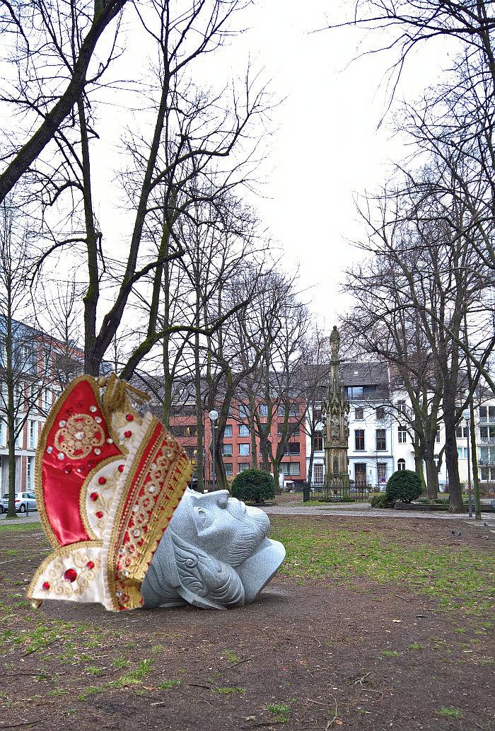 Kölle A(rchitketur)laaf!! St Gereon von Köln