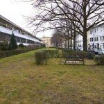Heimatsiedlung, Frankfurt by Franz Roeckle, realised in context of Neue Frankfurt