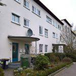 Siedlung Bruchfeldstraße, Frankfurt by Ernst May and Carl-Hermann Rudloff, realised in context of Neue Frankfurt