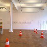 Pylonen by Julia Tiefenbach, as seen at täglich geöffnet, Burg Galerie im Volkspark, Halle