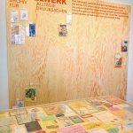 Zettelwerk, as seen at täglich geöffnet, Burg Galerie im Volkspark, Halle