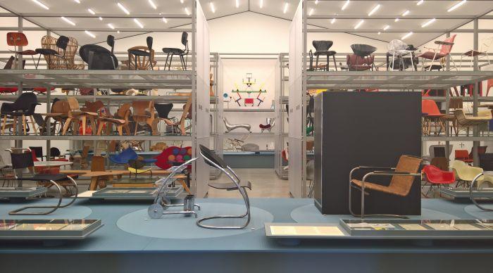 Anton Lorenz: From Avant-Garde to Industry, Vitra Design Museum Schaudepot, Weil am Rhein